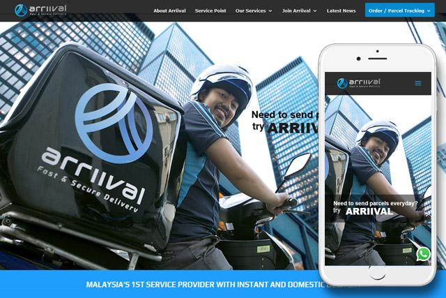Arriival Technologies Sdn Bhd