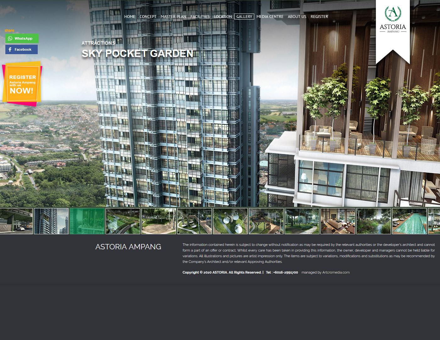 Astoria Ampang Gallery